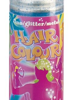 Sibel Hair Colour Spray 125 ml, sinine sädelus-0