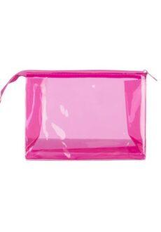 Kott kosmeetika, 18x12cm roosa-0