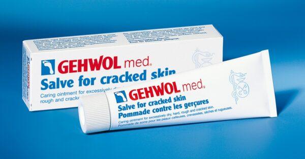 Gehwol med. Salve for Cracked Skin 125ml-0