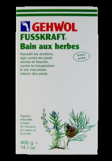 Gehwol Fusskraft Herbal Bath 400g-0