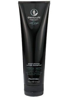 PM Wild Ginger Lather Shampoo 250ml-0