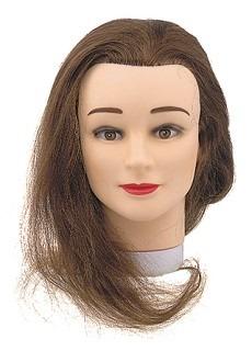 Harjutuspea Student 35-40cm, naturaalsed juuksed-0