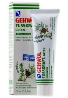 Gehwol Fusskraft Green 125ml-0