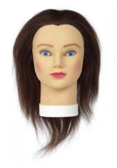 Harjutuspea Girli 35 naturaalsed juuksed (mitte värvimiseks)-0