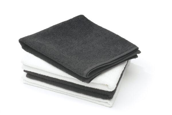 Rätik Sibel 50x80 cm, must-0
