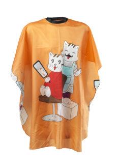 "Lõikuslina ""Kitty"" lastele oranz-0"