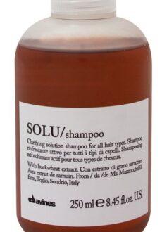 DAVINES SOLU shampoo 250ml-0