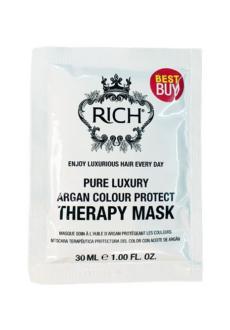 RICH Pure Luxury Argan Colour Protect mask 30ml-0