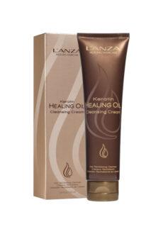 LANZA Keratin Healing Oil Cleansing Cream 100ml-0