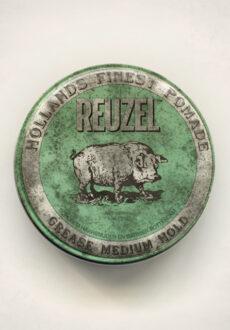 REUZEL Medium Hold Grease Green 113g-0