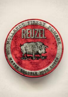 REUZEL High Sheen Pomade Red 113g-0
