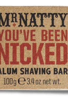 Mr.Natty Alum Shaving Bar - maarjajää 100g-0
