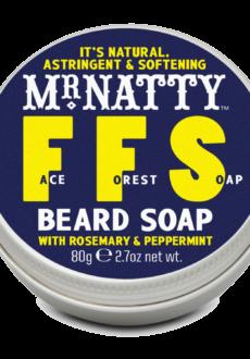 Mr.Natty FFS Beard Soap - habemeseep 80g-0