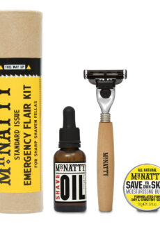 Mr.Natty Shaven Flair Kit - komplekt 3 toodet-0