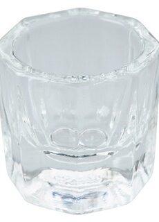 Silmavärvi segamis kauss klaasist-0
