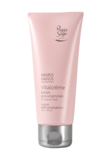 Lotion with provitamins warm manicure 100ml-0
