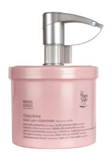 Lotion with provitamins warm manicure 500ml-0
