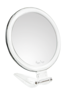 Peggy Sage Acrylic duble-sided 5x magnifying mirror-0