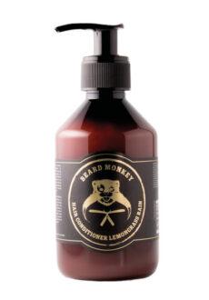 BEARD MONKEY Hair Conditioner Lemongrass Rain 250ml-0