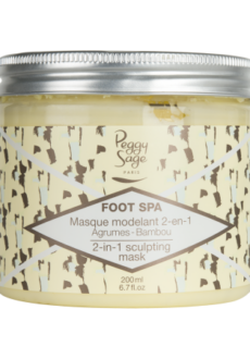 Peggy Sage Foot Spa 2in1 sculpting mask 200ml-0