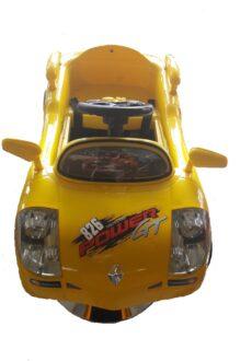 Laste klienditool kollane Renault-0