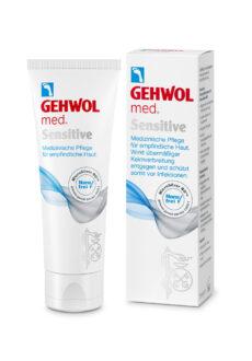 Gehwol Sensitive med cream 500ml-0
