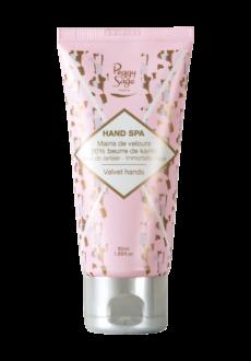 Peggy Sage Hand Spa Velvet hands - 20% shea butter hand cream 50ml-0