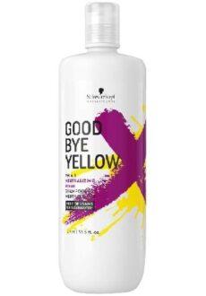 Schwarzkopf Goodbye Yellow Shampoo 1L-0