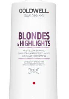 GOLDWELL DUALSENSES BLONDES & HIGHLIGHTS SHAMPOO 1000ml-0