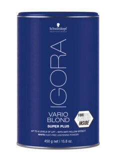 Schwarzkopf Igora Vario Blond Super Plus powder lightener 450g-0