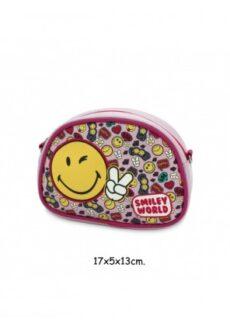 Smiley õlakott väike-0