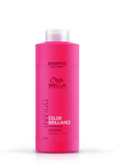 Wella Invigo Color Brilliance Shampoo Coarse 1000ml-0