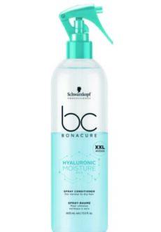 Schwarzkopf BC Hyaluronic Moisture Kick Spray Conditioner 400ml-0