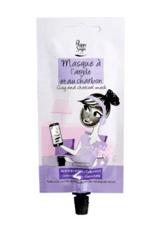 Peggy Sage Clay and charcoal mask 25ml-0