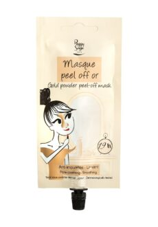Peggy Sage Gold powder peel-off mask 25ml-0