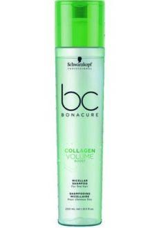 Schwarzkopf BC Collagen Volume Boost Micellar Shampoo 250ml-0