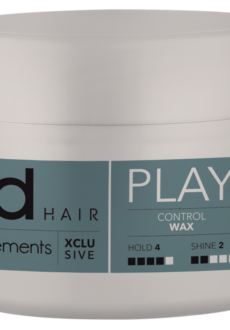IdHair Elements Xclusive Play Control Wax 100ml-0
