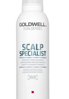 GOLDWELL DUALSENSES SCALP SPECIALIST SENSITIVE FOAM SHAMPOO 250ml-0