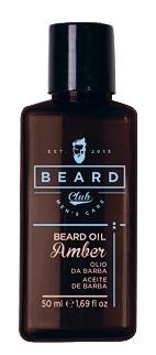 Kepro Beard Club Beard Oil Ambra 50ml-0