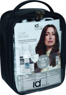 IdHair Elements Xclusive Repair Care Grift Bag 300ml/300ml/125ml-0