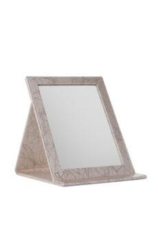 Sibel Easel peegel, kreemikas-0