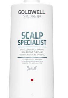 GOLDWELL DUALSENSES SCALP SPECIALIST DEEP CLEANSING SHAMPOO 1L-0